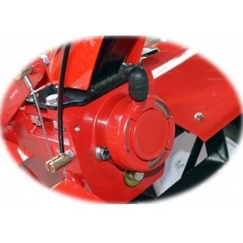 Motosapa Rotakt RO105-7B cu roti de cauciuc, benzina, putere 7 Cp, latime de lucru 56-105 cm, pornire la sfoara, 2 viteze inainte + 1 inapoi #10