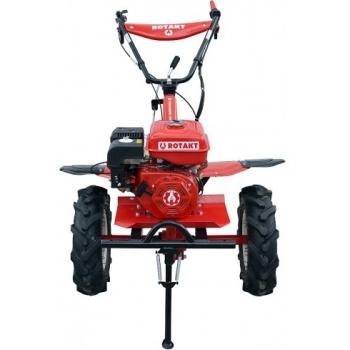 Motosapa Rotakt RO105-7B cu roti de cauciuc, benzina, putere 7 Cp, latime de lucru 56-105 cm, pornire la sfoara, 2 viteze inainte + 1 inapoi #2