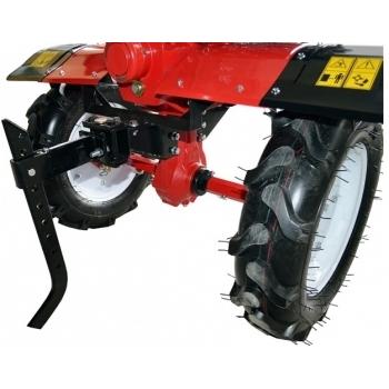 Motosapa Rotakt RO105-9B cu roti de cauciuc, benzina, putere 9 Cp, latime de lucru 56-135 cm, pornire la sfoara, 2 viteze inainte + 1 inapoi #9