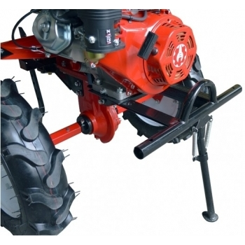 Motosapa Rotakt RO105-9B cu roti de cauciuc, benzina, putere 9 Cp, latime de lucru 56-135 cm, pornire la sfoara, 2 viteze inainte + 1 inapoi #10
