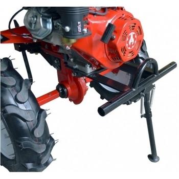 Motosapa Rotakt RO105-13B cu roti de cauciuc, benzina, putere 13 Cp, latime de lucru 56-135 cm, pornire la sfoara, 2 viteze inainte + 1 inapoi #9