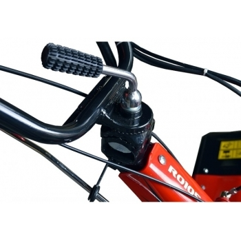 Motosapa Rotakt RO105-13B cu roti de cauciuc, benzina, putere 13 Cp, latime de lucru 56-135 cm, pornire la sfoara, 2 viteze inainte + 1 inapoi #3