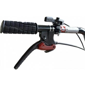 Motosapa Rotakt RO105-13B cu roti de cauciuc, benzina, putere 13 Cp, latime de lucru 56-135 cm, pornire la sfoara, 2 viteze inainte + 1 inapoi #4