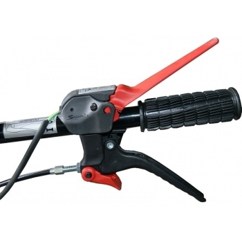 Motosapa Rotakt RO105-13B cu roti de cauciuc, benzina, putere 13 Cp, latime de lucru 56-135 cm, pornire la sfoara, 2 viteze inainte + 1 inapoi #5