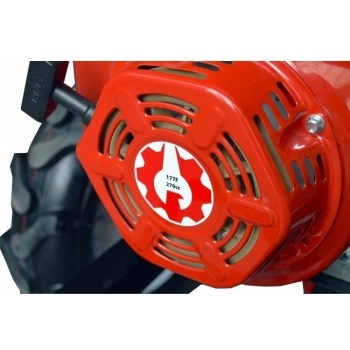 Motosapa Rotakt RO105-13B cu roti de cauciuc, benzina, putere 13 Cp, latime de lucru 56-135 cm, pornire la sfoara, 2 viteze inainte + 1 inapoi #6