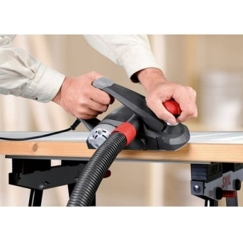 Rindea electrica Skil 1558 AA, putere 600 W, latime de rindeluire 82 mm, cutite incluse #4