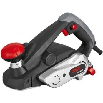 Rindea electrica Skil 1558 AA, putere 600 W, latime de rindeluire 82 mm, cutite incluse