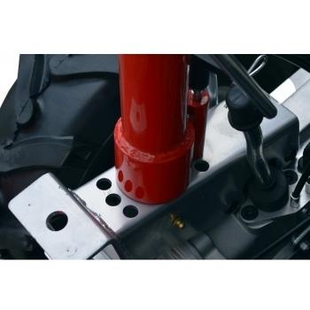 Unitate motor Rotakt pentru motocositoare MF360, roti de cauciuc, benzina, putere 6,5 Cp, latime de lucru 97 cm, pornire la sfoara, 2 viteze inainte + 2 inapoi #8