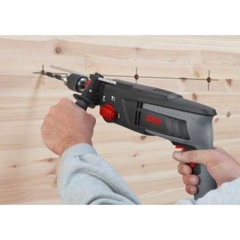 Ciocan rotopercutor Skil 1763 AK, putere 1010 W, 950 RPM, burghie SDS+ #4