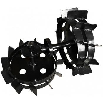 Set roti metalice cu manicot 4.00-10 Rotakt