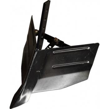 Pachet accesorii plug arat + plug bilonat + roti metalice 4.00-8 (include manicoate) Rotakt #5