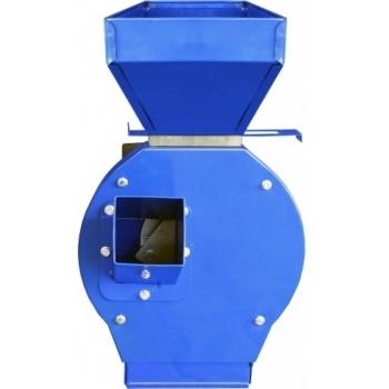 Moara ROMC1500D cu ciocanele Rotakt, monofazic, 2 Cp, 4 ciocanele, 4 site 1.5-5 mm, 240 kg/h #2