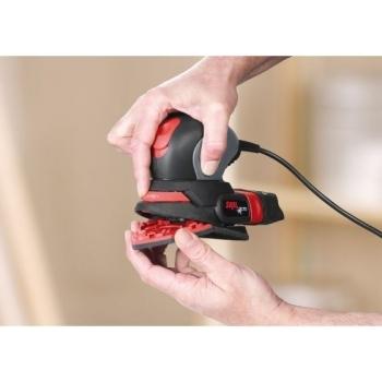 Aparat de slefuit cu vibratii Skil 7207 AA, putere 100 W, tensiune 220 - 240 V, suprafata de slefuire 151 x 102 mm #2
