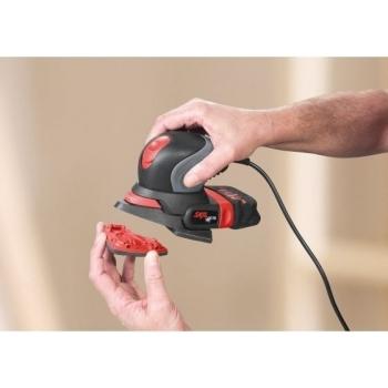 Aparat de slefuit cu vibratii Skil 7207 AA, putere 100 W, tensiune 220 - 240 V, suprafata de slefuire 151 x 102 mm #3