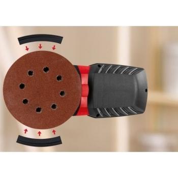 Aparat de slefuit cu vibratii Skil 7220 AC, putere 250 W, tensiune 220 - 240 V, suprafata de slefuire 151 x 102 mm #7