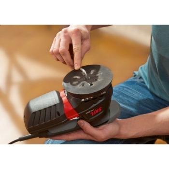 Aparat de slefuit cu vibratii Skil 7220 AC, putere 250 W, tensiune 220 - 240 V, suprafata de slefuire 151 x 102 mm #9