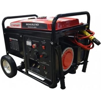 Generator pentru sudura Rotakt ROGS210, monofazic, 4.5 kW, putere motor 14 Cp, tensiune 230 V, pornire manuala #2