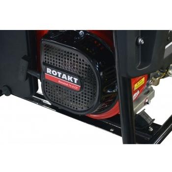 Generator pentru sudura Rotakt ROGS210, monofazic, 4.5 kW, benzina, putere motor 14 Cp, tensiune 230 V, pornire manuala #4