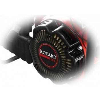 Generator de curent Rotakt ROGE1500, monofazic, putere 1.0 kW, benzina, putere motor 3.5 Cp, tensiune 230 V, pornire manuala, AVR inclus #5