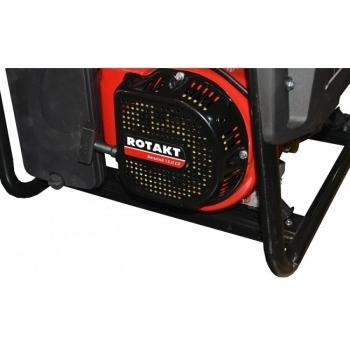 Generator de curent Rotakt ROGE8500T, trifazic, 7.8 kW, benzina, putere motor 15 Cp, tensiune 230/400 V, pornire manuala, AVR inclus #3