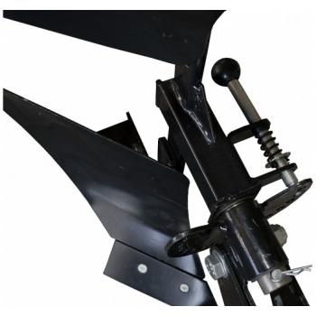 Plug de arat reversibil cu 2 trupite mare LF-25 Rotakt #2