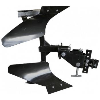 Plug de arat reversibil cu 2 trupite mare LF-25 Rotakt #3