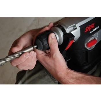 Ciocan rotopercutor Skil Masters 1790 MA, putere 1100 W, 3000 RPM, burghie SDS+ #7