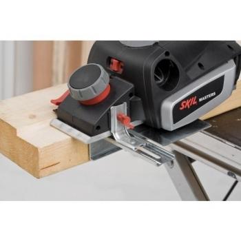 Rindea electrica Skil Masters 1558 MA, putere 900 W, latime de rindeluire 82 mm, cutite incluse #7