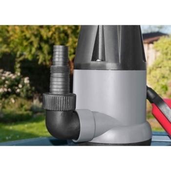Pompa submersibila Skil 0805 AA, apa curata, debit maxim 6500 l/h, inaltime 6 m, adancime 5 m #7