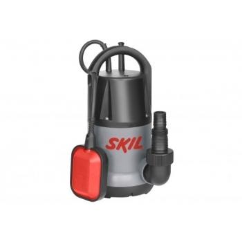 Pompa submersibila Skil 0805 AA, apa curata, debit maxim 6500 l/h, inaltime 6 m, adancime 5 m