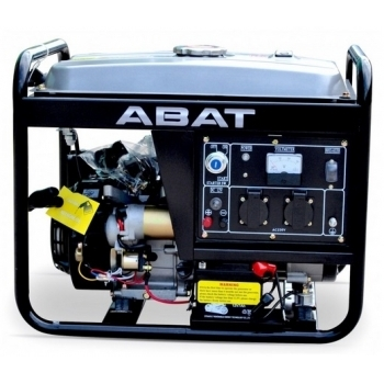 Generator de curent ABAT 3500E, monofazic, 2.8 kW, benzina, putere motor 4 Cp, tensiune 110/240 V, pornire electrica, AVR #2