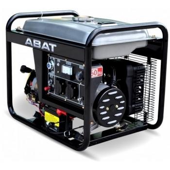Generator de curent ABAT 3500E, monofazic, 2.8 kW, benzina, putere motor 4 Cp, tensiune 110/240 V, pornire electrica, AVR #3