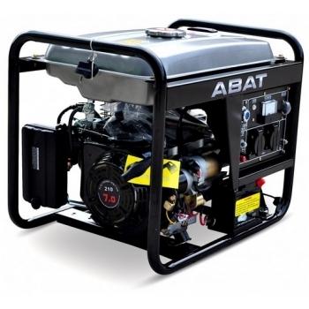 Generator de curent ABAT 3500E, monofazic, 2.8 kW, benzina, putere motor 4 Cp, tensiune 110/240 V, pornire electrica, AVR