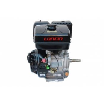 Motor O-mac G390F-L, Loncin Ax conic, putere 8.2 kW, putere motor 13 Cp, capacitate de 389 cc, capacitate rezervor 6.5 L, baia de ulei de 1.1 L