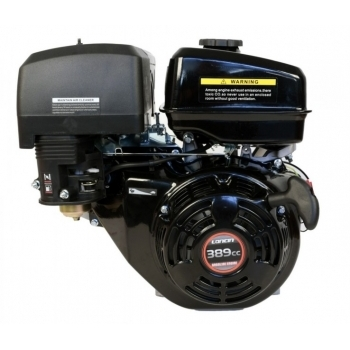 Motor O-mac G390F-I, Loncin Ax cilindru drept, putere 9.56 kW, putere motor 13 Cp, pornire manuala, capacitate de 389 cc, baia de ulei de 1.1 L