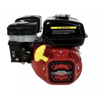 Motor O-mac NEW LC750, Loncin Ax conic, putere 5.15 kW, putere motor 7 Cp, pornire manuala, capacitate de 212 cc, capacitate rezervor 3 L, baia de ulei de 0.65 L