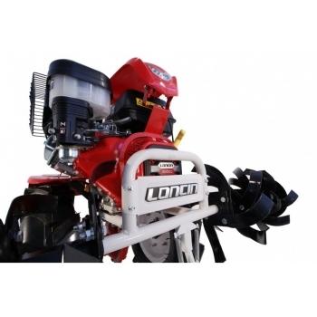 Motosapa O-mac LONCIN LC1350, benzina, putere motor 13 Cp, latime de lucru 60 cm, pornire manuala, 3 viteze inainte + 1 inapoi, minidiferential, roti 6.5 - 12, far led #5