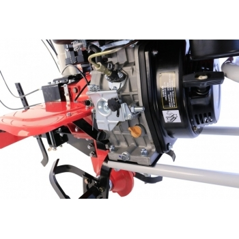 Motocultor O-mac LONCIN LC1440, diesel, putere motor 9,5 Cp, latime de lucru 60 cm, pornire manuala, 2 viteze inainte + 1 inapoi, roti 5.00 - 12 #13