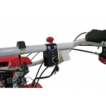 Motocultor O-mac LONCIN LC1440, diesel, putere motor 9,5 Cp, latime de lucru 60 cm, pornire manuala, 2 viteze inainte + 1 inapoi, roti 5.00 - 12 #6