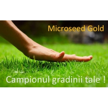 Ingrasamant microseed gold, microgranulat cu aplicare la sol, 1kg, eurotsa #5