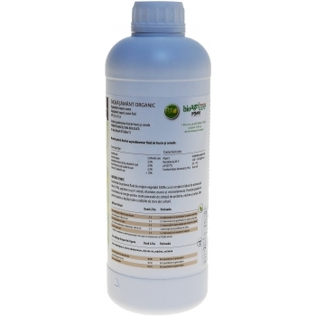 Ingrasamant Natural Force Fertilizer lichid cu aplicare foliara si fertirigare, 250g, EuroTSA #2