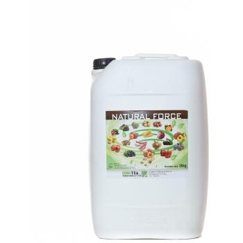 Ingrasamant Natural Force Fertilizer lichid cu aplicare foliara si fertirigare, 30kg EuroTSA