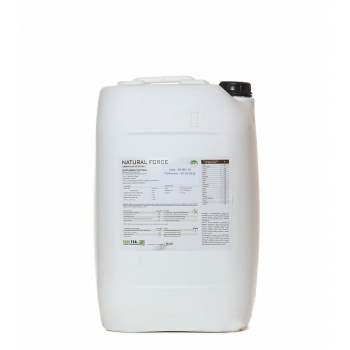 Ingrasamant Natural Force Fertilizer lichid cu aplicare foliara si fertirigare, 30kg EuroTSA #3