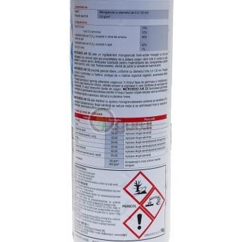 Ingrasamant Microseed O2, microgranulat cu aplicare la sol, EuroTSA #2