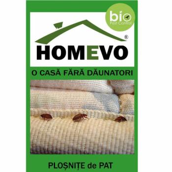 Pulbere Homevo anti plosnite de pat BIO, 50g