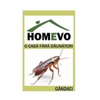 Insecticid gel pentru combaterea gandacilor, Homevo 5g
