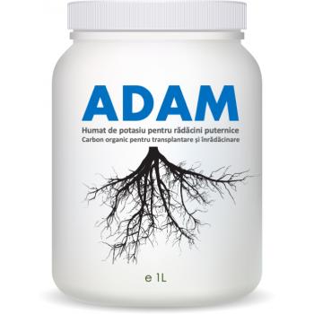 ADAM (1KG) - HUMAT PE POTASIU PENTRU TRANSPLANTARE SI INRADACINARE