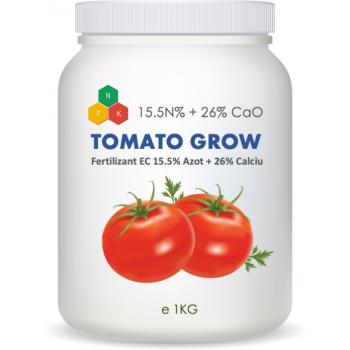 Ingrasamant special pentru tomate, Tomato Grow, 5.5% Azot si 26% CaO , 1 Kg, SemPlus