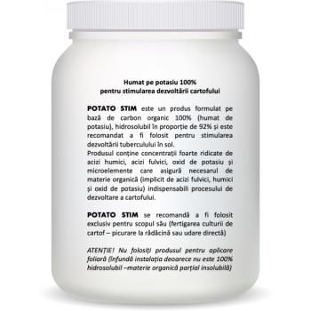 Stimulator natural pentru dezvoltarea cartofului, Potato Stim, 1 Kg, SemPlus #2